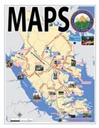 Maps with image of map of Gloucester