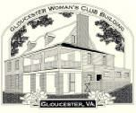 Womans Club Ornament