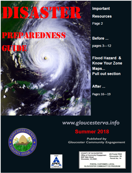 Disaster Guide 2018
