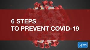 6 STEPS TO PREVENT COVID-19 VIDEO