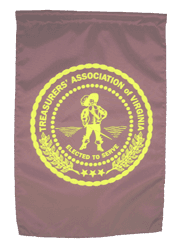 Treasurers Association of Virginia Flag