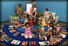 Storytime With The Daffodil Queen Gallery Main 2018 Opens in new window