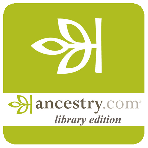 Ancestry Library Icon Opens in new window
