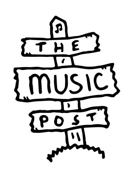 the music post logo