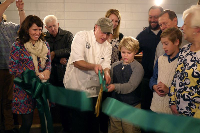 Zoll Vineyards Ribbon Cutting